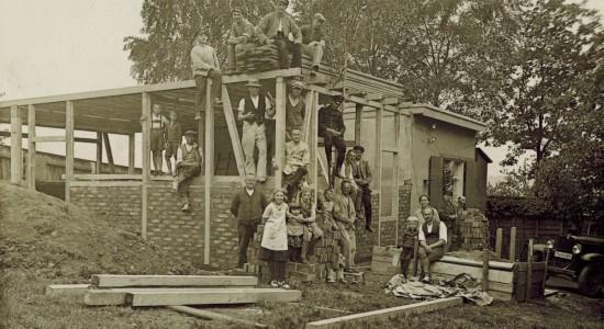 Bau Kneipe - 1929